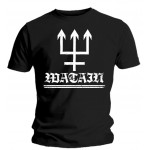 T-Shirt Watain - Logo/Trident